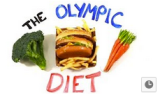 The olympic diet image